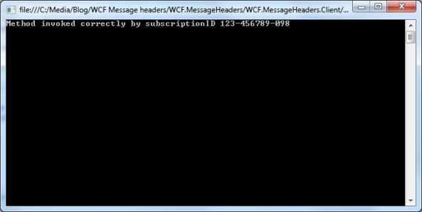 WCF Message headers added to outgoing or incoming messages