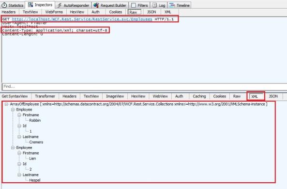 WCF REST service XML content-type