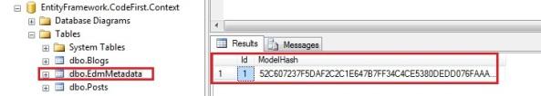 Entity Framework Code First EdmMetaData