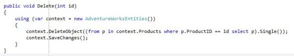 ASP.NET Web Api ODATA REST