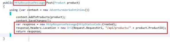 ASP.NET MVC4 Web API REST ODATA